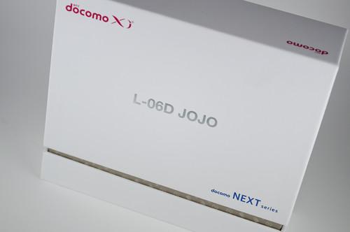 docomo L-06D JOJO
