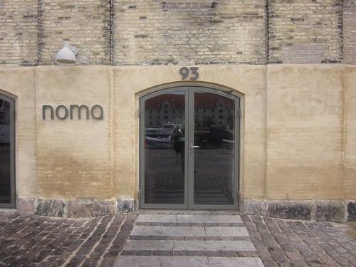 Noma - Copenhagen - August 2012