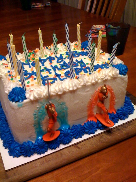 Birthday Cake Ki Images : Portal birthday cake for my son Posted via email from Ki ...