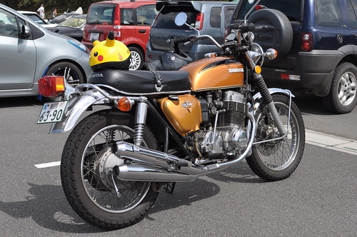 HONDA DREAM CB750FOUR