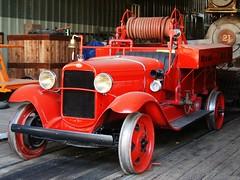 San Diego & Arizona Eastern M W 1003 1931 Ford Model AA Rail Fire Engine 02