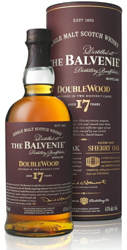 The Balvenie Doublewood 17 Year Old