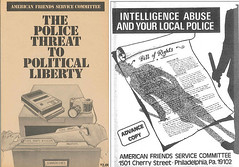 "1979: Exposed the activities of domestic ""secret police"""