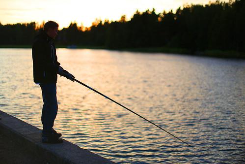 sunset sea finland 50mm fishing countyside pyhtää 50l canonef50mmf12lusm manjao canoneos5dmarkiii 5d3 munapirtti