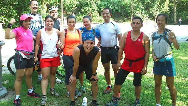 Kiara Merdeka Trail Run