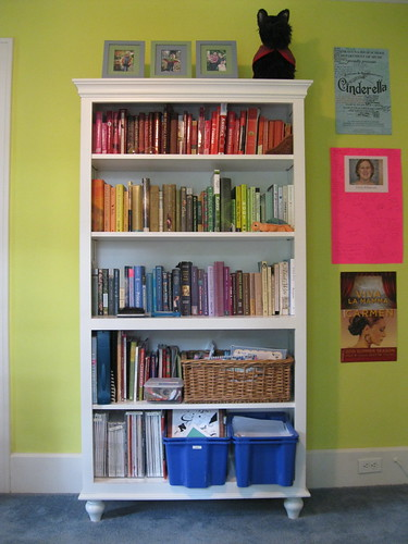books colors