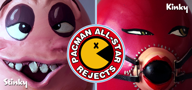 PacMan All-Star Rejects Sneak Peek