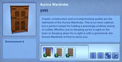 Aurora Wardrobe