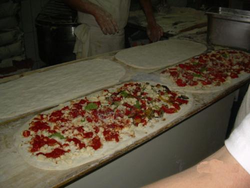 Pizza Taxi e panetteria di Antonio Russo a Moiano di Vico Equense