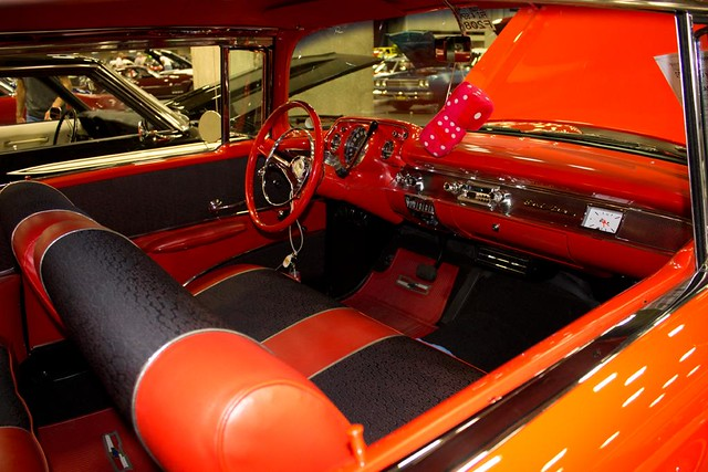 Bel Air 1957 Dash