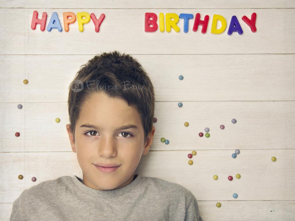 El cumpleaños de Diego