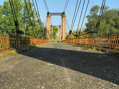Ancien pont de Bourret, Tarn-et-Garonne, Midi-Pyrénées, France