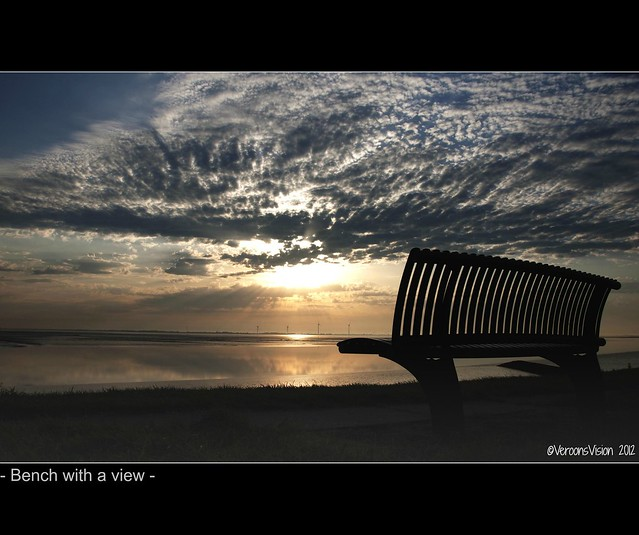 - Bench with a view -