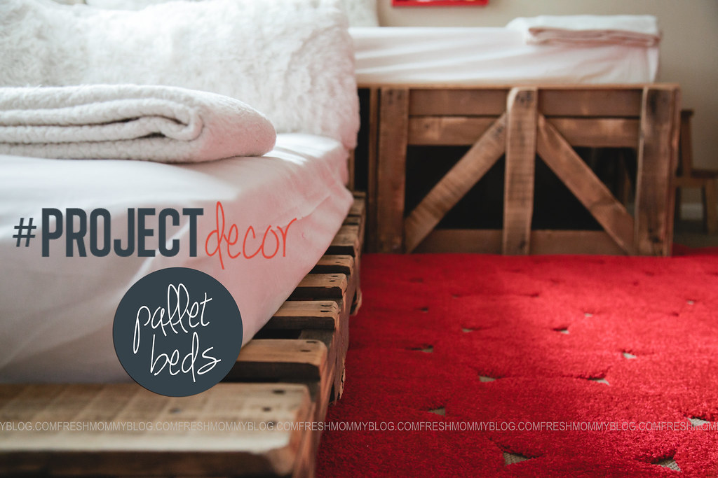 Pallet Bed #PORJECTdecor blog-10