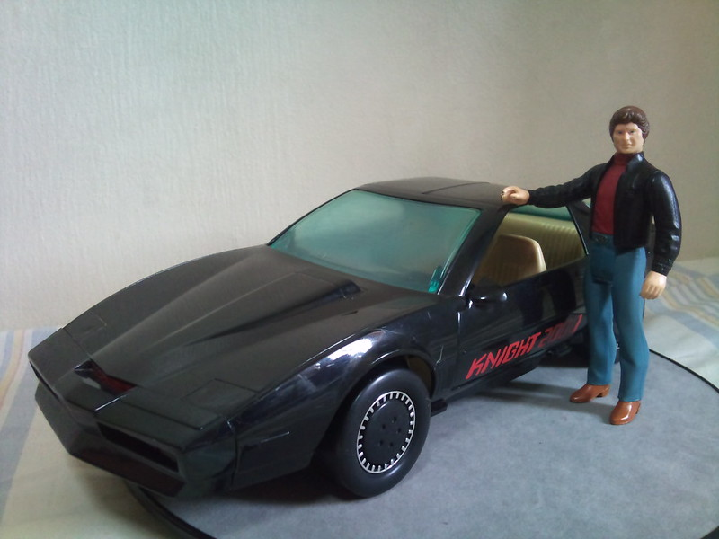 kenner knight rider kitt voice car knight rider online. Black Bedroom Furniture Sets. Home Design Ideas