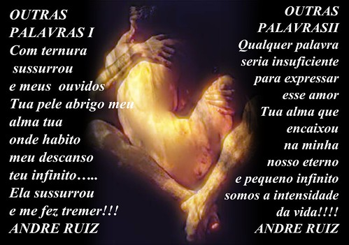 OUTRAS PALAVRAS I E II by amigos do poeta