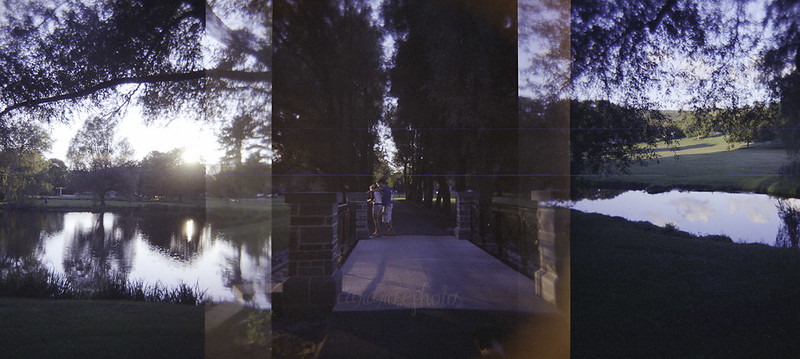 payne creek, holga.