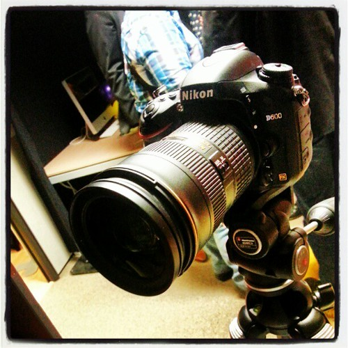Hands-on met de D600