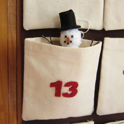 Advent Calendar Project - Week 13