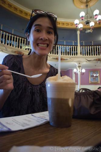 Disneyland - Root Beer Float