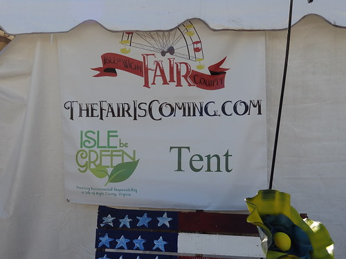Isle Be Green Tent 2012 County Fair (19)