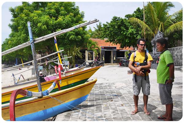 Nusa Lembongan with YM