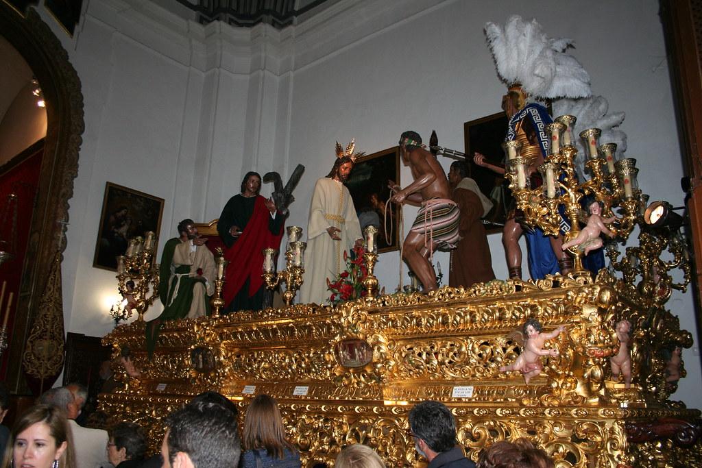 Hermandad del Prendimiento de Sevilla, Domingo de Ramos, 2012 2