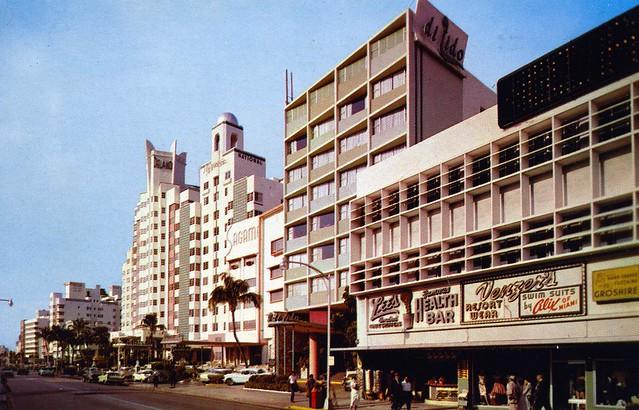 Collins Avenue Hotels Miami Beach Fl Flickr Photo Sharing