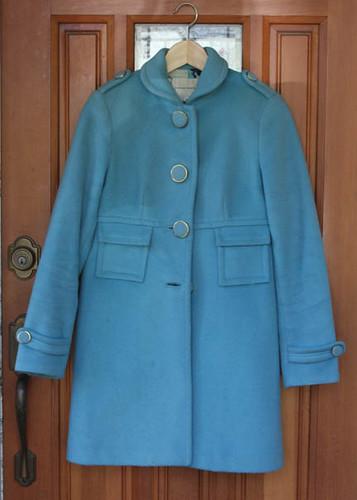 banana republic wool coat (for swap)