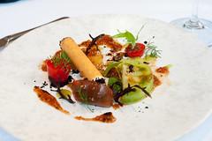 The Ledbury - Heritage tomato