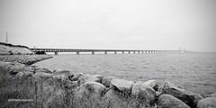 Öresundsbron, mellan Sverige och Danmark