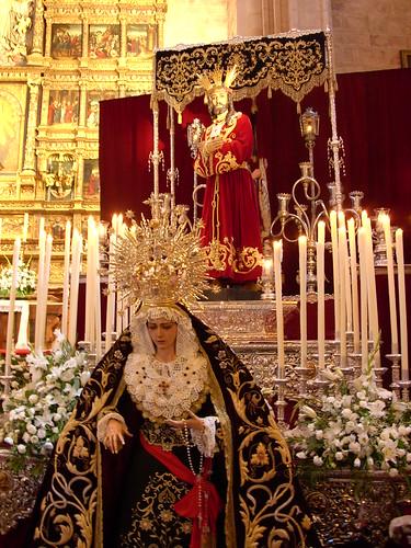 Cultos María Santísima de los Dolores (IV)