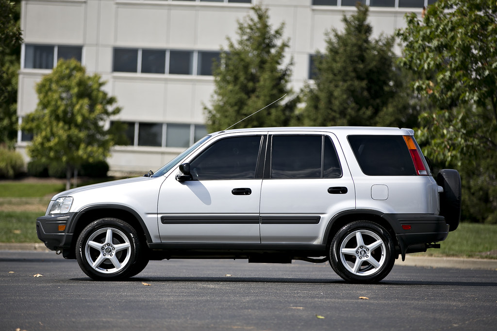 oh: 97 honda crv FS, fully maintained - Honda-Tech - Honda ...