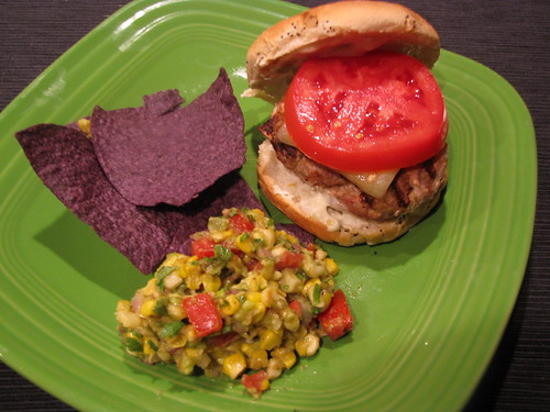 Green Chile Turkey Burgers - Idiot's Kitchen