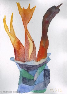 feu of life - aquarelle 201208-14