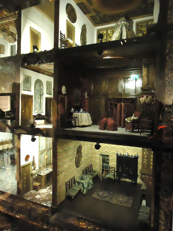 The Rijksmuseum - The Doll's House of Petronella Oortman c. 1686-1705