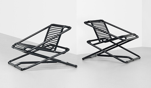 Ron Arad, Rocking Chairs, 1981, Lot 108