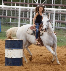 Kellyville Barrel Race September