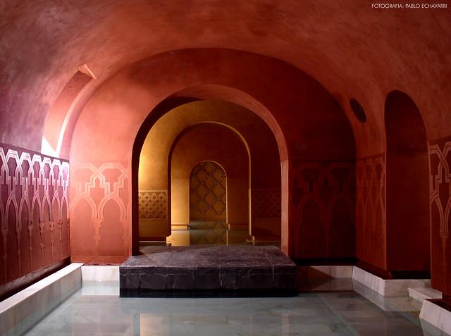 Flickriver photoset 39 hammam madrid c atocha 14 ba os rabes 900 m2 39 by pablo ech varri - Banos arabes atocha ...