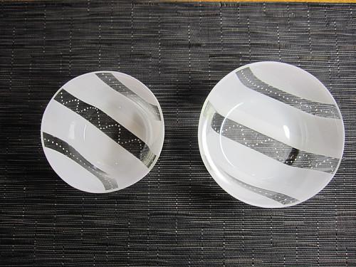 デザート小鉢大小 白 by Poran111