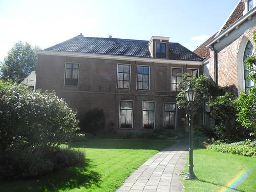 Innenhof Pelstergasthuis