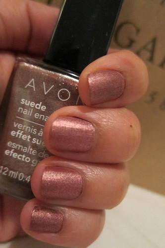 Avon Suede Nails Toronto Beauty Reviews