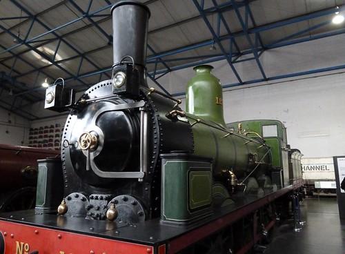 Steam Locomotive, Rail Museum