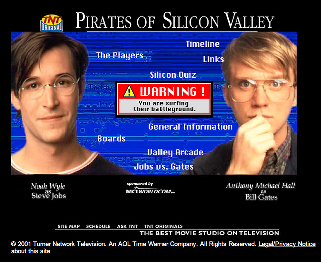 pirates of silicon valley review This film is the semi-humorous documentary about the men who made the world of technology what it is today, their struggles during college, the founding of their companies, and the ingenious.
