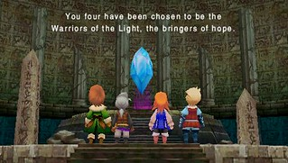 Final Fantasy III on PSN