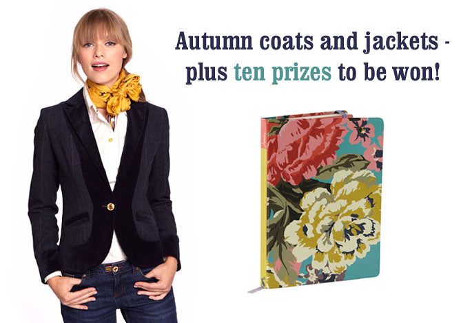 Joules - Autumn Coats & Jackets
