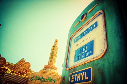 Ethyl's Gas by hbmike2000