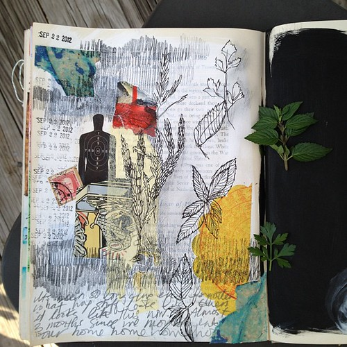 Journal peek