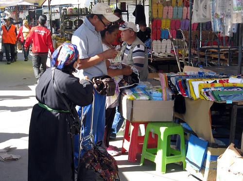 Narantuul Market Ulaanbaatar Mongolia