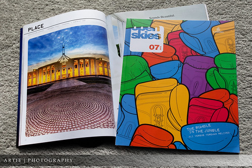 .:: Emirates' Inflight Magazine - Open Skies | Publication ::.